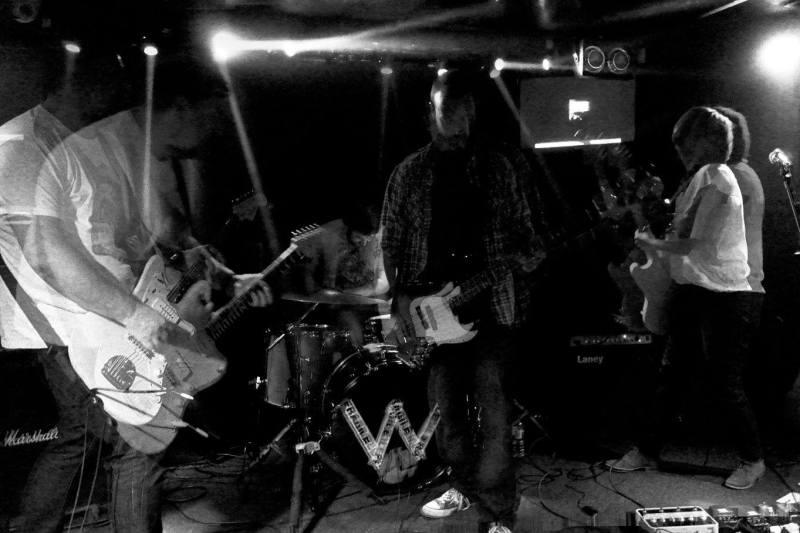 Wozniak live - photo by Bruce Cowie